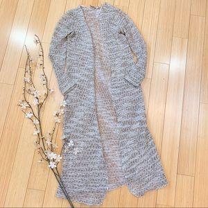 Soft Surroundings long cardigan duster, S.